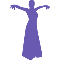 female-flamenco-dancer-silhouette-with-extended-arms-at-sides-of-the-shoulders