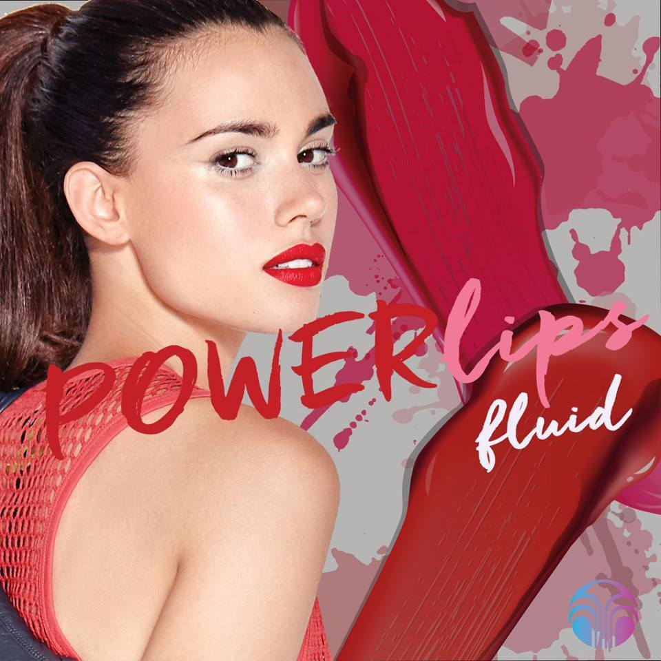 Powerlips girl